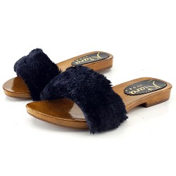 CLOGS LOW BLACK-KV1101 NER