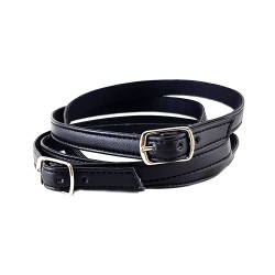 STRAP NOIR LEATHER
