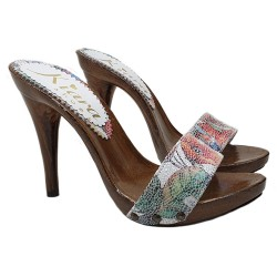 PICASSO HOLZSCHUHE